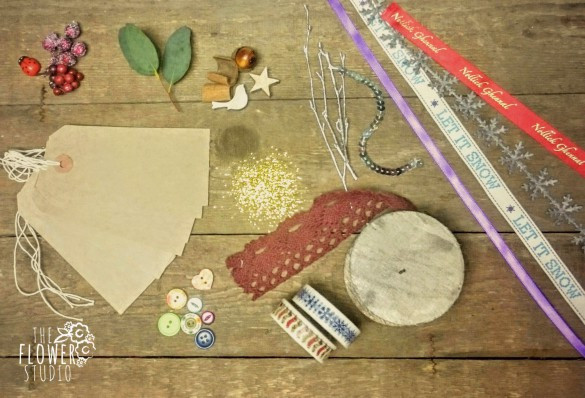 Labels and pretty bits