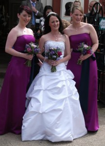 We do love a good wedding!