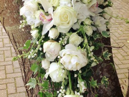 Donna & John's Classic White Wedding