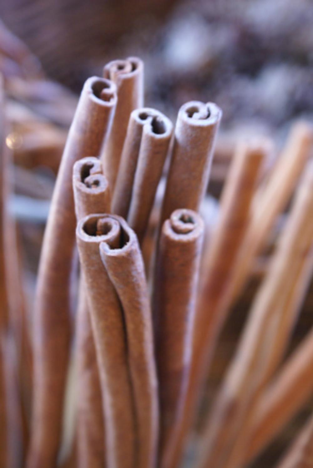 Mmmmm Cinnamon!