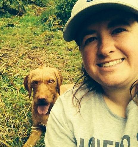 Emma Walker dog training