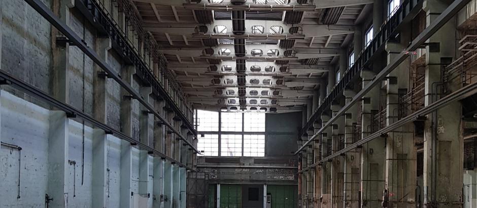 Megmentik a régi gyárcsarnokot, hogy világszínvonalú múzeummá alakítsák. Golda Jánossal beszélgettem