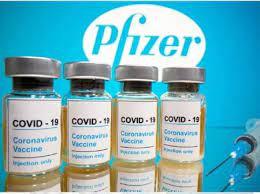Intervalo entre doses da Pfizer passará a ser de oito semanas