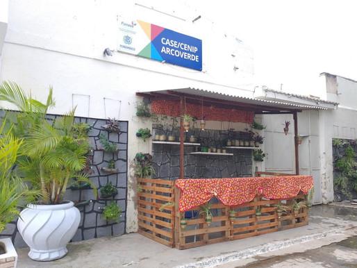 Funase inaugura espaço voltado à venda de produtos artesanais do sistema socioeducativo