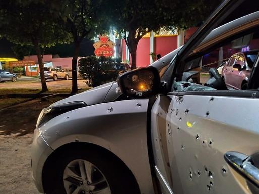Casal é assassinado com cerca de 100 tiros de fuzil na fronteira do Brasil com Paraguai