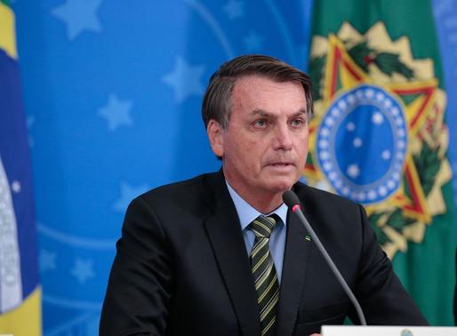 Bolsonaro em Arcoverde no dia 30