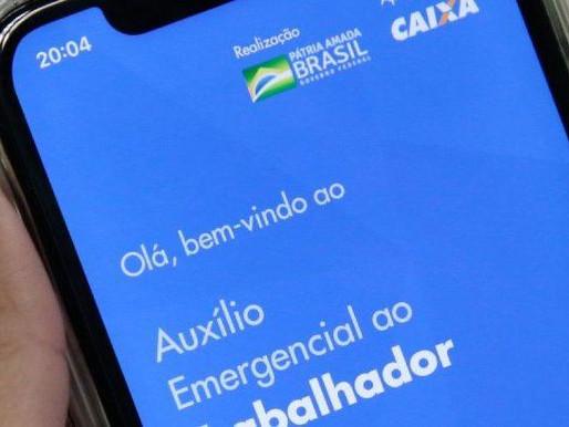 Cerca de 12,4 milhões de pessoas devem refazer cadastro no auxílio emergencial