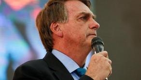 Presidente Jair Bolsonaro realiza entrega da obra do Ramal do Agreste no município de Sertânia