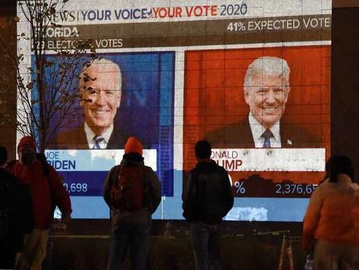 Apuração põe Biden perto da vitória; Trump intensifica contestação