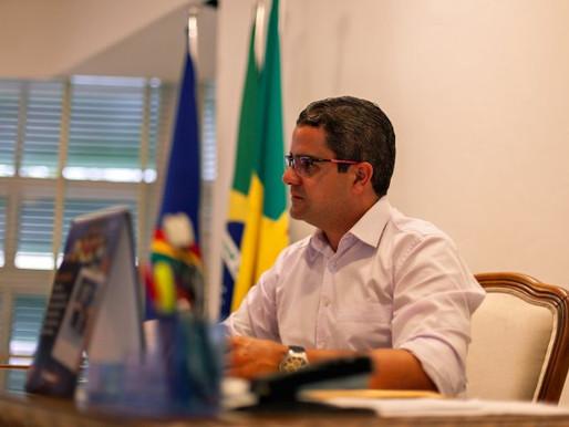 Prefeito em exercício, Siqueirinha, dá continuidade em suas atividades em Arcoverde