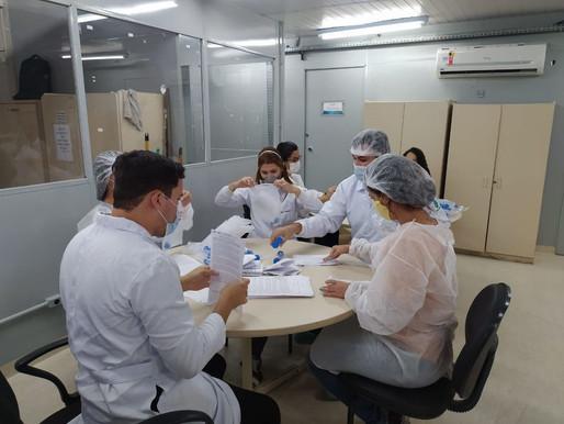 UFPE testa exame que detecta Covid-19 e anticorpos pela saliva