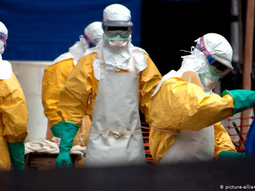 Guiné declara epidemia de ebola após confirmação de 3 mortes pela doença