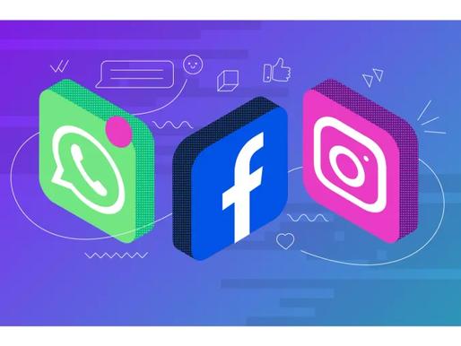 WhatsApp, Facebook e Instagram apresentam pane global