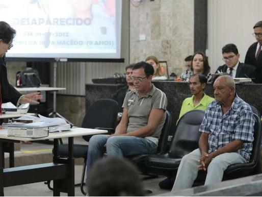 Acusados de matar criança em ritual macabro no Agreste de Pernambuco são condenados a mais de 20 ano