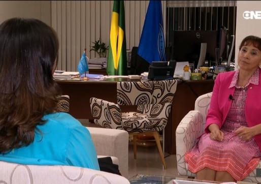 'Não há motivo para pânico', diz chefe da OMS no Brasil sobre novo coronavírus