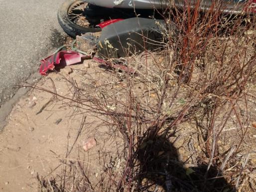 Jovem de 20 anos morre após ser atingido por ônibus em Floresta
