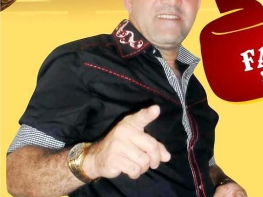 Ex-integrante da banda Noda de Cajú morre em acidente na BR-232, entre as cidades de Sanharó e Pesqu