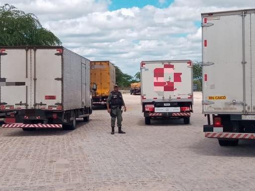 Operação conjunta fiscaliza cerca de R$ 8 milhões em mercadorias no Sertão