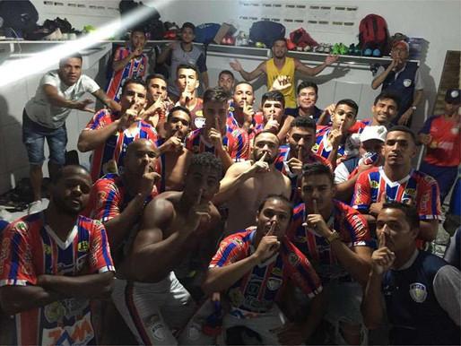 O Sertão venceu! Afogados tira sarro após eliminar Atlético na Copa do Brasil