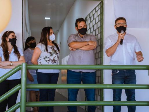 Prefeito Wellington Maciel anuncia visita do Google em Arcoverde para futuras parcerias