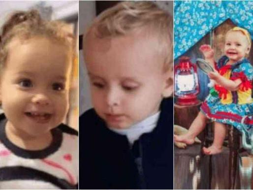 Vítimas de atentado a creche em Santa Catarina são enterradas
