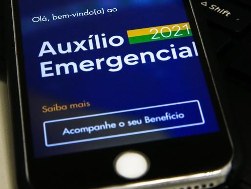 Auxílio Emergencial 2021: Caixa começa a pagar 6ª parcela a trabalhadores fora do Bolsa Família