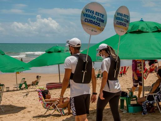 Governo de Pernambuco lança nova campanha de verão com foco no combate à Covid-19