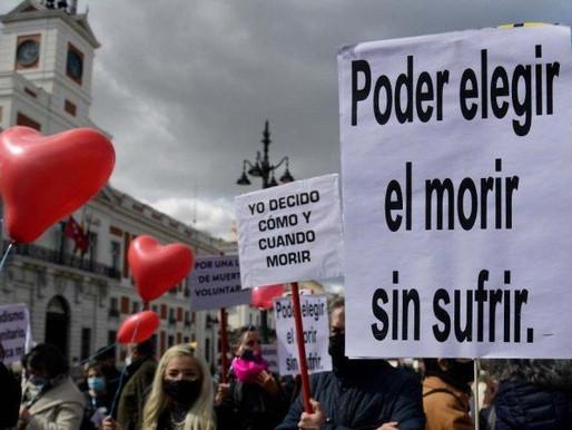 Espanha legaliza eutanásia e morte assistida