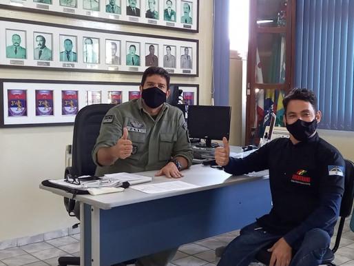 Arcotrans e Polícia Militar firmam convênio para ações de reforço especial do policiamento ostensivo