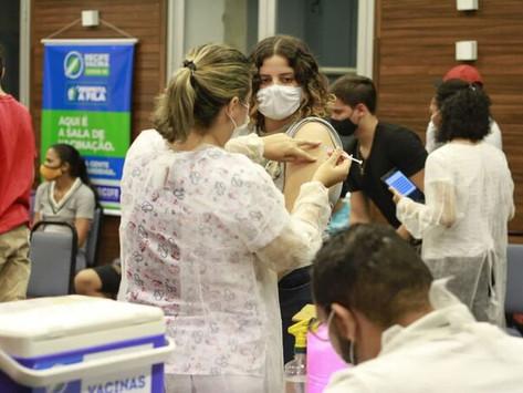 Público a partir de 12 anos segue com baixa procura de vacinação contra Covid-19, diz secretário de