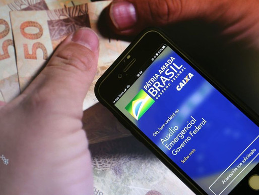 Grupo de 236 mil novos beneficiários recebe pagamento do Auxílio Emergencial a partir de quinta