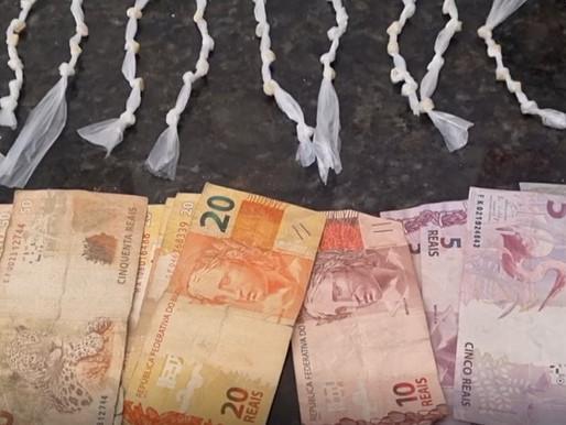 Homem suspeito de cometer 27 homicídios é preso por tráfico de drogas em Caruaru