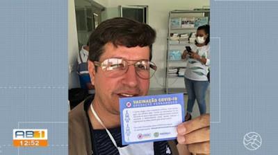 JUPI: Vídeo mostra Fotógrafo fora do Grupo Prioritário tomando Suposta Vacina contra a COVID-19.