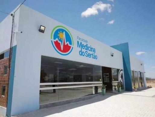Faculdade de Medicina do Sertão realiza seu segundo Vestibular em junho de 2021