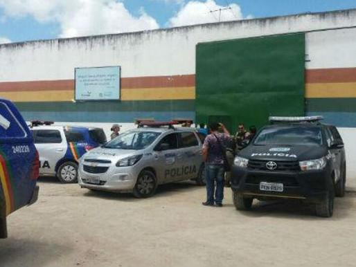 Funase Caruaru registra início de rebelião na madrugada desta quinta-feira (23); adolescente escapou
