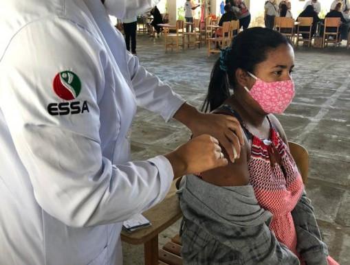 AESA vira polo de vacinação contra Covid-19 para gestantes e puérperas