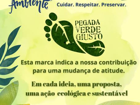 Pegada Verde - Pensando o Meio Ambiente