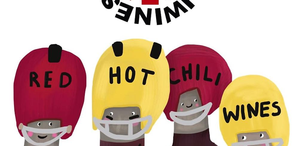 "Винная дегустация  - Чили ""Red Hot Chili Wines"""