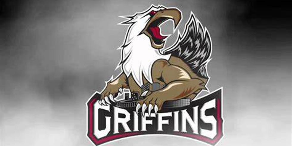 GR Griffins Hockey Game