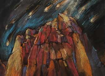 Tongues of Fire at Shavuot/ Pentecost