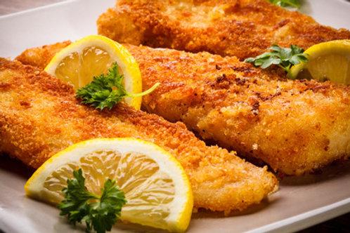 Breaded Flounder Filets 12/6oz
