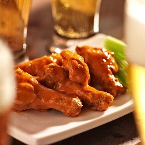 Spicy Wings 16 servings
