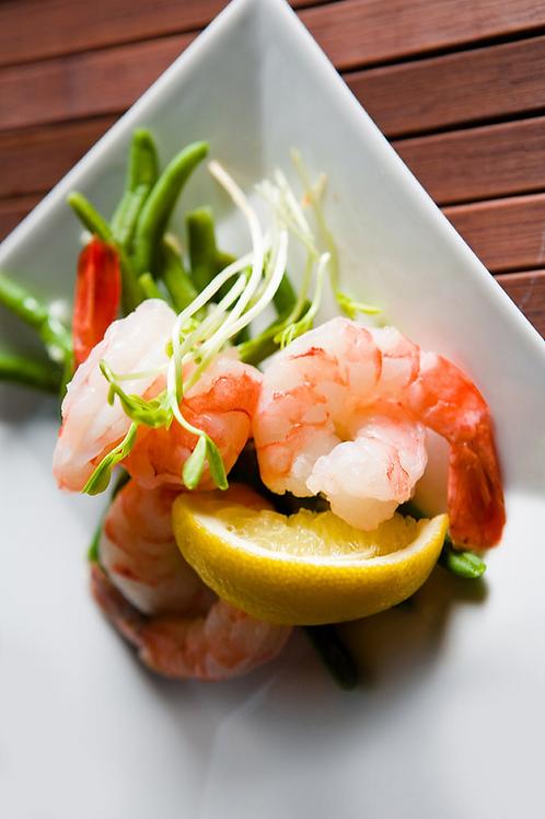 Large P&D Cooked Shrimp 20 serv