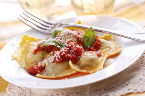 Cheese Ravioli 24 serv
