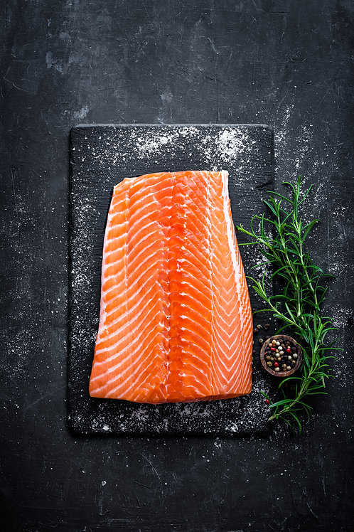 Salmon Fillet 10/6oz