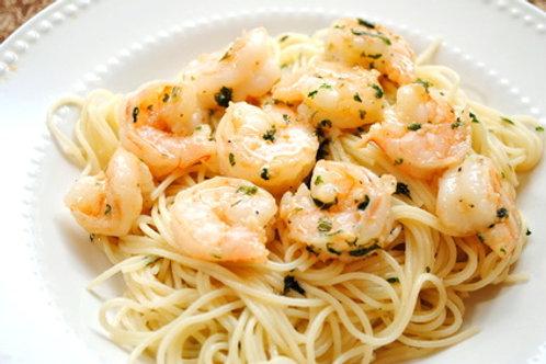 Shrimp Scampi 12 serv
