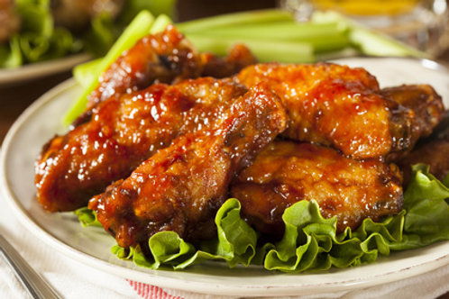 Oven Roasted Wings 16 servings