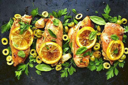 Lemon Pepper Chicken  12 count