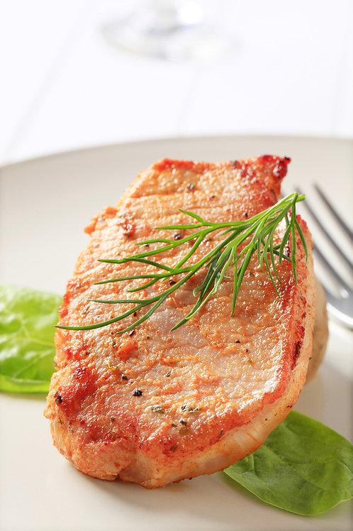 Boneless Center-Cut Pork Chops   10/7oz