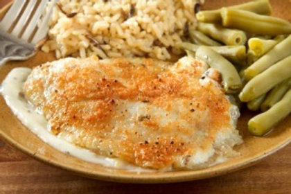 Parmesan Crusted Tilapia  16 count